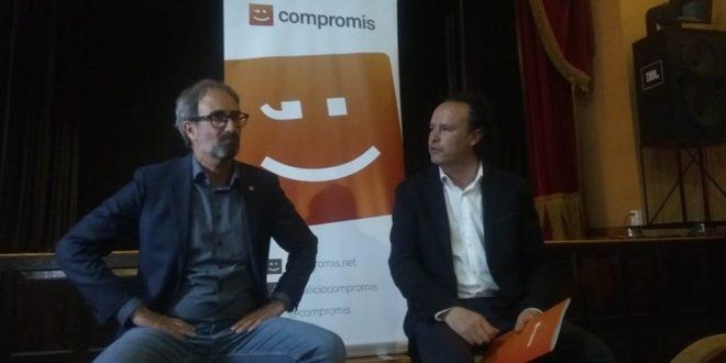 Compromís Alcoi cierra campaña pidiendo también el voto para las Europeas