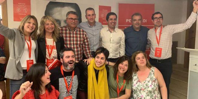 El PSOE tiene la intención de Gobernar Alcoy en solitario