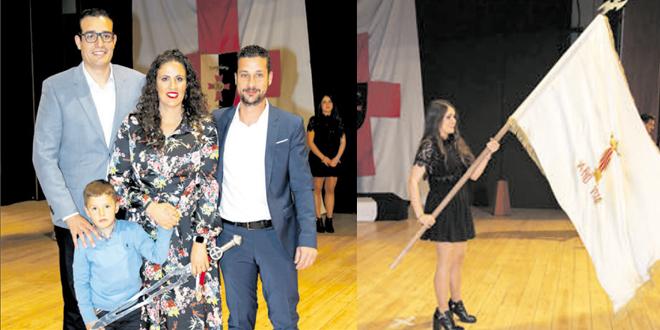 Raquel Vilaplana y Laura Mengual están al frente del bando cristiano en Muro