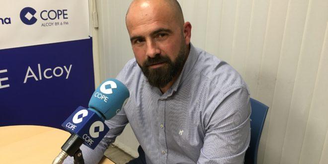 VOX concurre a las Municipales de Alcoy con  David Andrés Abad como alcaldable