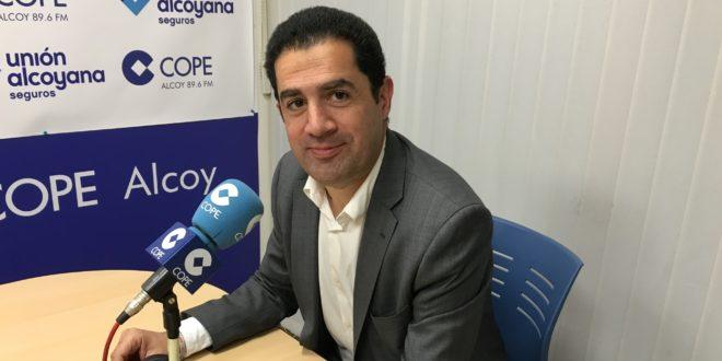 Antonio Francés opta a seguir siendo alcalde de Alcoy por el PSOE