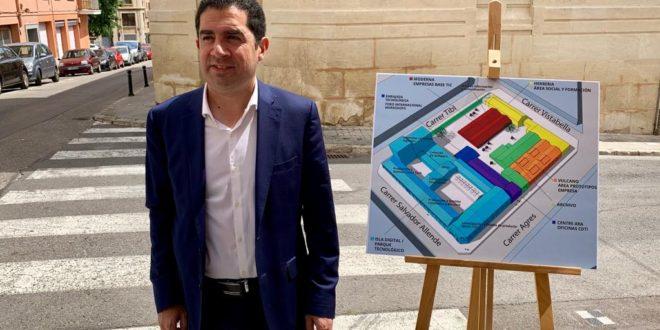 El Gobierno Municipal prevé que Rodes sea una realidad en 2021