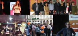 Los partidos cierran campaña antes de la cita electoral del domingo