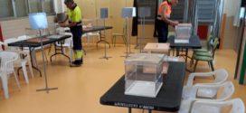 Todo preparado para las Elecciones del 26M