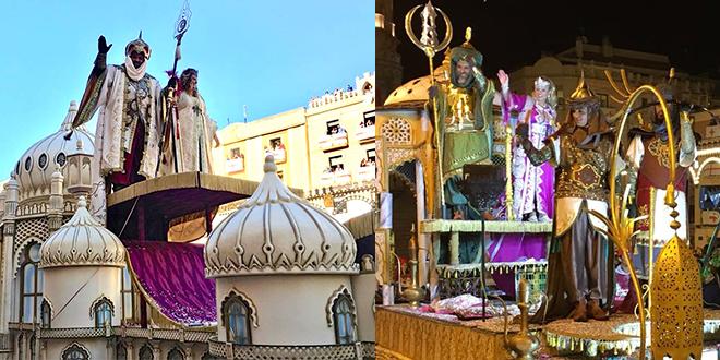 La Entrada Mora despliega un gran espectáculo por las calles de Alcoy