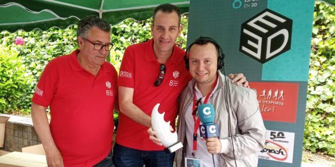 Cope Alcoy acerca toda la actualidad del Esport en 3D