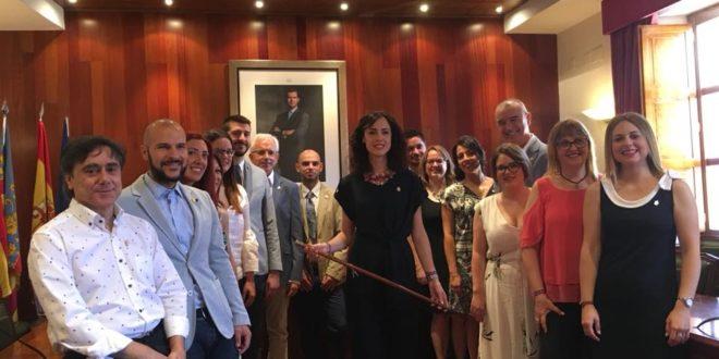 Mireia Estepa inicia su segunda legislatura como alcaldesa de Cocentaina