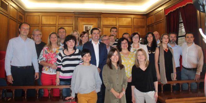 La Corporación Municipal de Alcoy pone fin a la legislatura