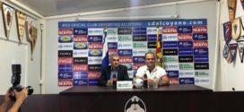 Vicente Parras, nuevo entrenador del Club Deportivo Alcoyano