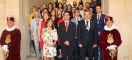 Antonio Francés investido de nuevo como Alcalde de Alcoy