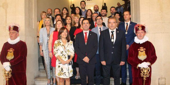 Aprobado el nuevo organigrama municipal del Ayuntamiento de Alcoy
