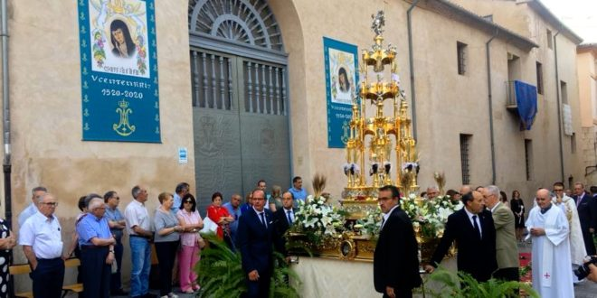 Cocentaina celebra con gran tradición la fiesta del Corpus