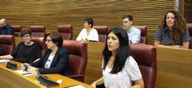 Naiara Davó toma posesión del cargo como Síndica de Unides Podem-Esquerra Unida