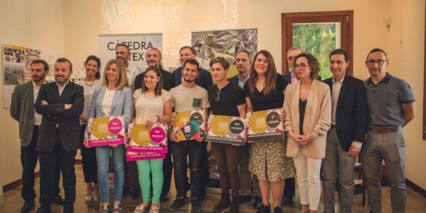 La Cátedra AITEX-UPV entrega sus premios Home Textiles