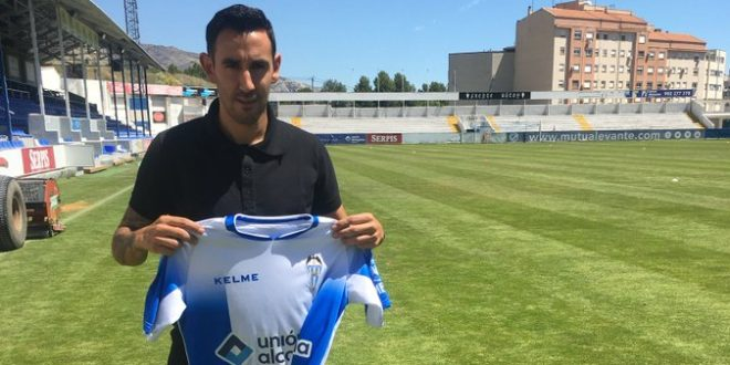 Jorge Devesa regresa al Club Deportivo Alcoyano