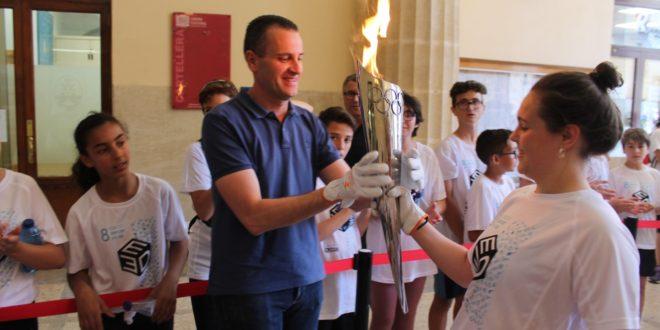La llama olímpica guía el camino hacía el Esport en 3D