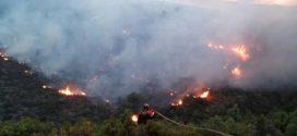 Se cumplen 25 años del gran incendio que arrasó Mariola