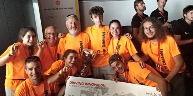 El Eco-Dimoni de Cotes Baixes volvió a destacar en la Shell Ecomarathon
