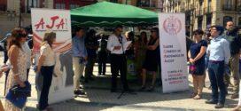 Alcoy se sumó el pasado viernes a la defensa de la Justicia Gratuita