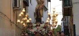 Cocentaina celebró la festividad de la Virgen del Carmen