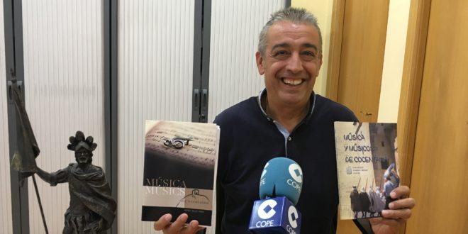 Moisés Sellés: «Cocentaina posee uno de los archivos musicales más importantes de la Comunidad Valenciana»