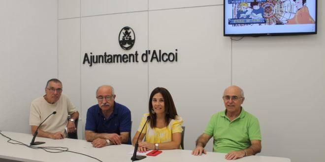El CAEHA organiza una exposición sobre Doña Amalia para la Feria Modernista