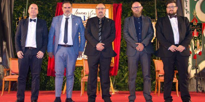 La Festa de Cocentaina proclamó a los Cargos del 2019