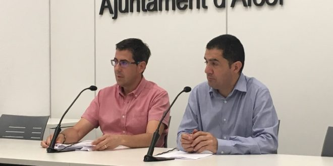 Alcoy impulsará dos proyectos innovadores con el respaldo del Consell