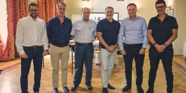 Tangente de 90 gana el premio Start Up Textil de la Cátedra AITEX-UPV