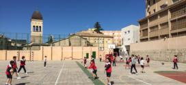 Más de 3.400 escolares participan en la Escuela Polideportiva de Iniciación