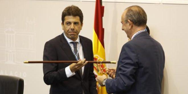 Carlos Mazón es el nuevo Presidente de la Diputación de Alicante