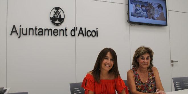 El Campus de Alcoy vuelve a implicarse en la Feria Modernista