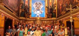 La Mareta recibe a más de un millar de peregrinos