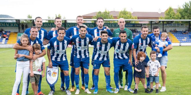 El CD Alcoyano suma su quinta victoria consecutiva ante el CD Roda