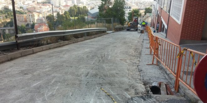 Podem Alcoi plantea mejoras en la zona de 'Sant Pancraç'