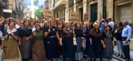 La Feria Modernista recuerda la historia de Alcoy