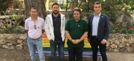 Santi Carbonell asume la vicepresidencia de 'Ponts d'Igualtat'