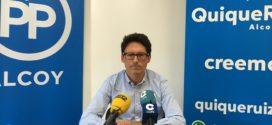 El PP denuncia que el PSOE incumple el acuerdo firmado para aprobar el presupuesto de 2019