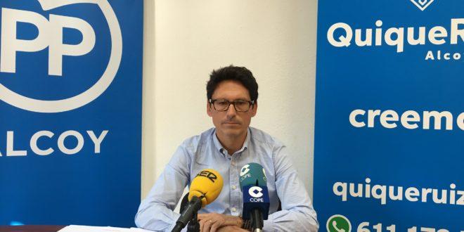 El PP asegura que el Gobierno Local no presentó el proyecto de Rodes a las ayudas del 1'5% cultural