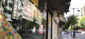 El PP ve con preocupación la proliferación de locales vacíos en La Alameda