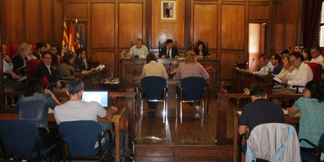 El pleno respalda la mejora integral de Sant Pancraç