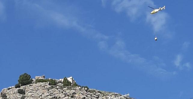 En marcha la segunda fase de las obras del 'Torrejó del Castell'
