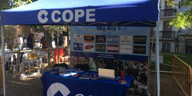 Cope Alcoy acerca en directo por la radio el #MigAnyAlcoi19