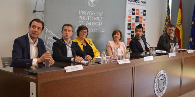 El Campus de Alcoy de la UPV acoge el IV Workshop de Economía Valenciana
