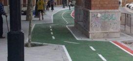 El PP critica el gasto para recuperar los aparcamientos eliminados por el carril bici