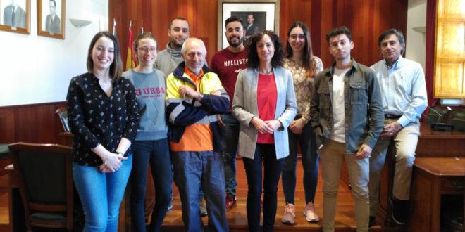 Seis jóvenes trabajarán durante un año en el Ayuntamiento de Cocentaina