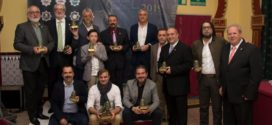 La Asociación Cultural Samarita hizo entrega de sus premios