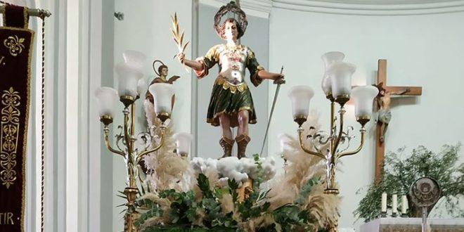 Alcoy celebra los actos centrales de la festividad de San Mauro