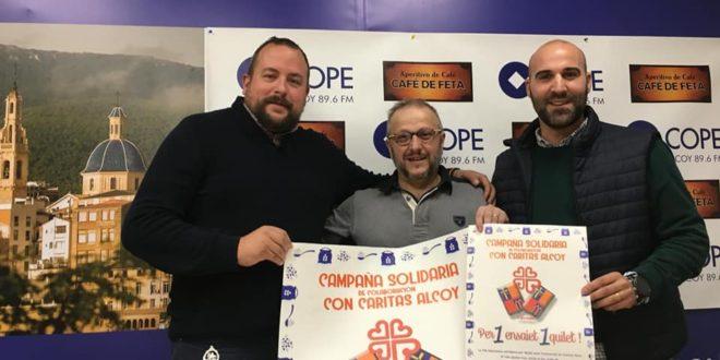 La Filà Asturianos une la Festa con la solidaridad