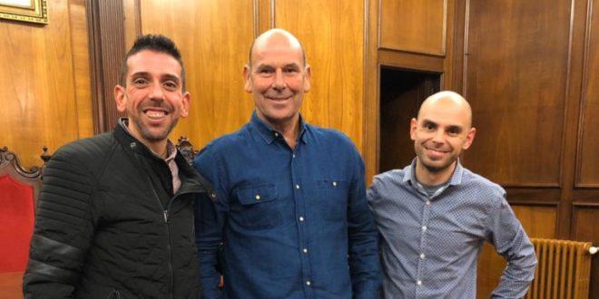 Iván Jover y Arnaldo Dueñas compartirán la gerencia en la Manco
